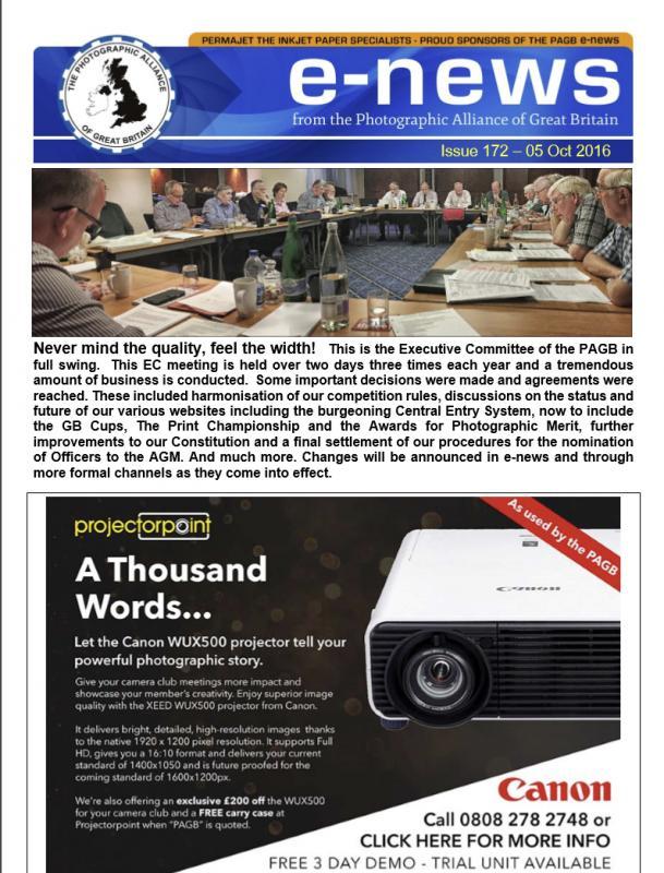 PAGB | Scottish Photographic Federation